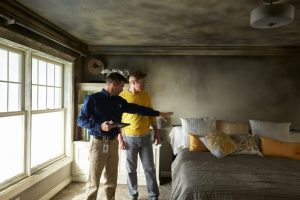 FIRE & SMOKE DAMAGE SERVICES
